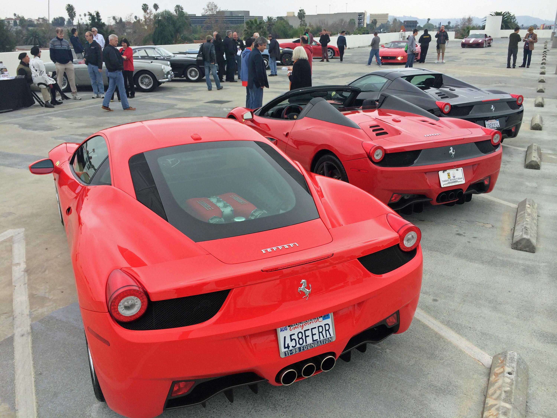Ferrari 458 Ferrari Car Show