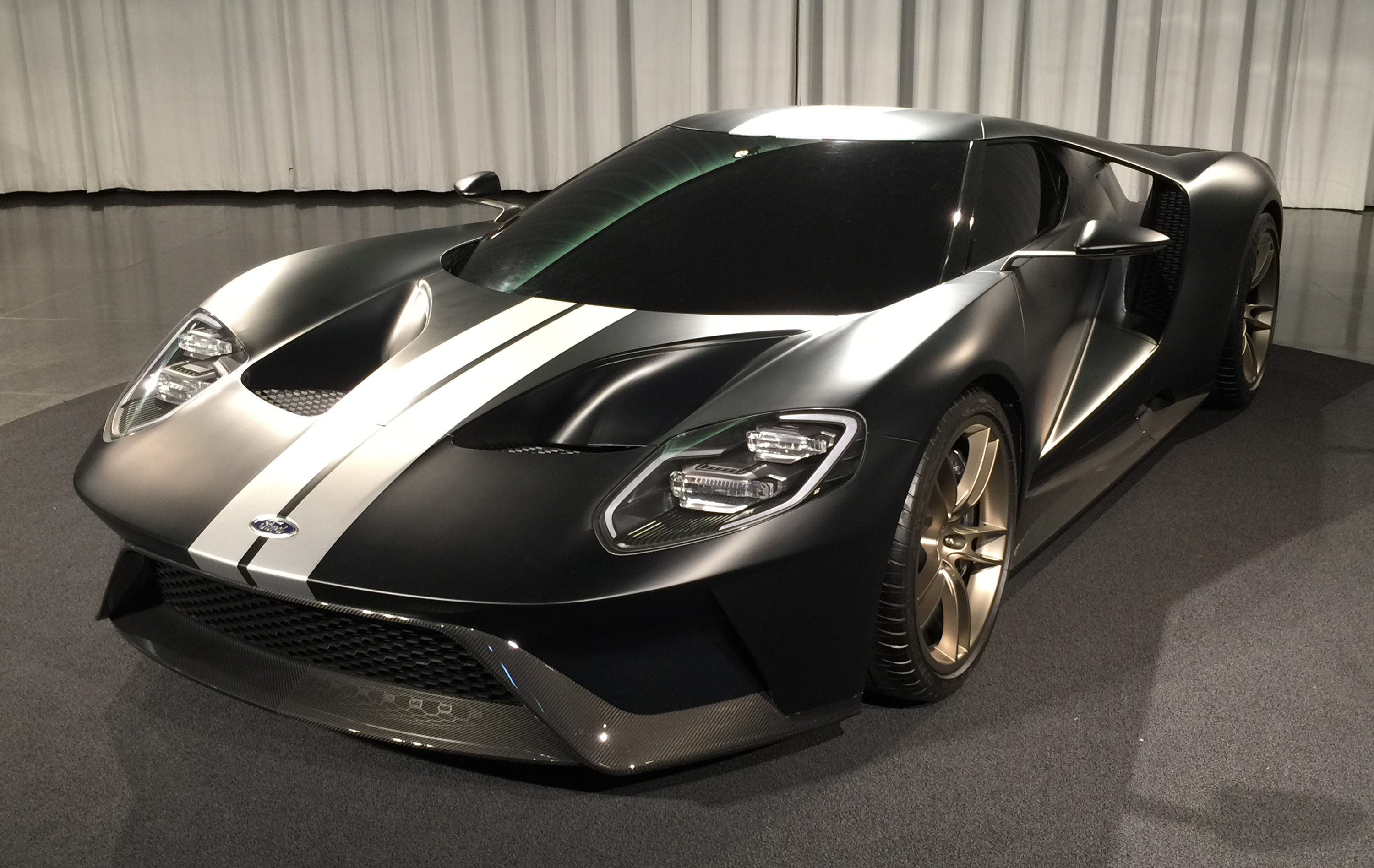 Ford GT Owners Rally 10 New GT Heritage