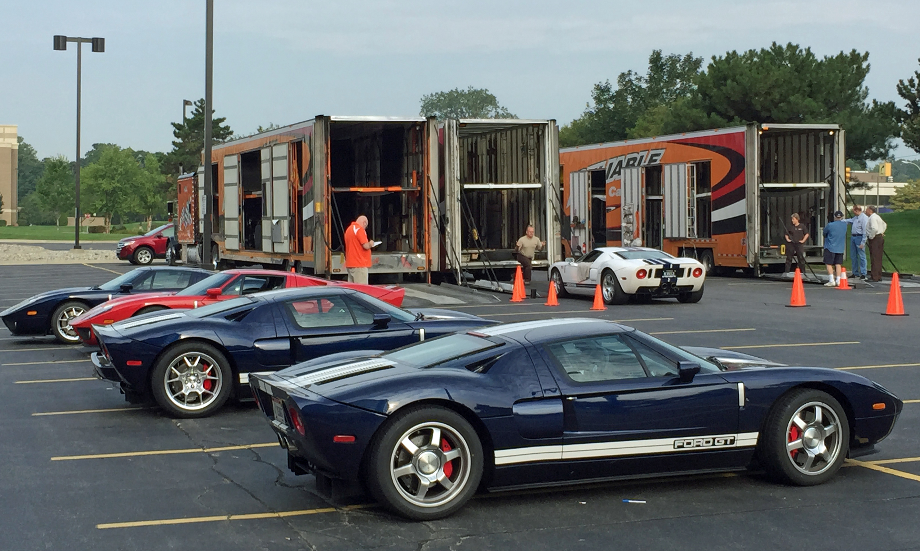 Ford GT Owners Rally 10 Reliable