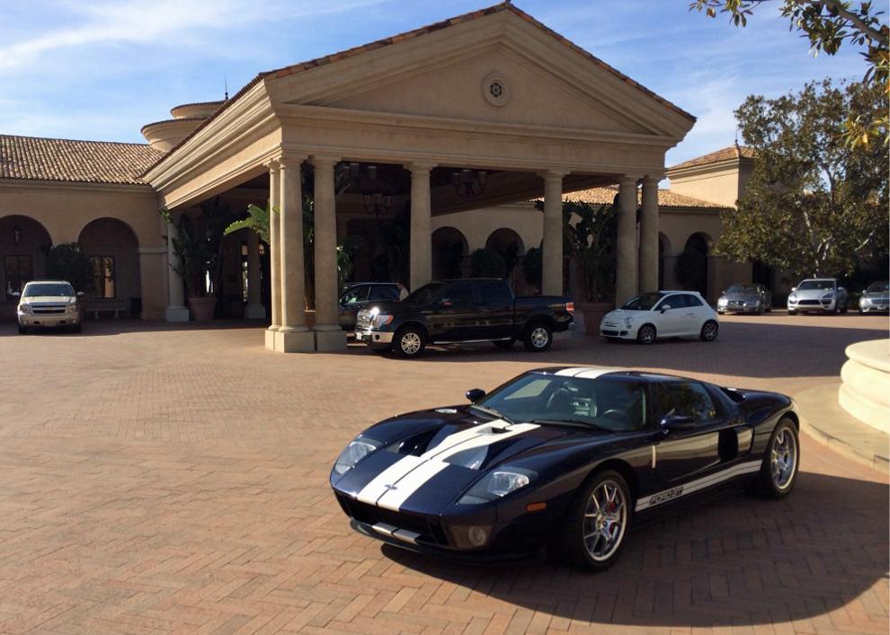 Ford GT Pelican Hill