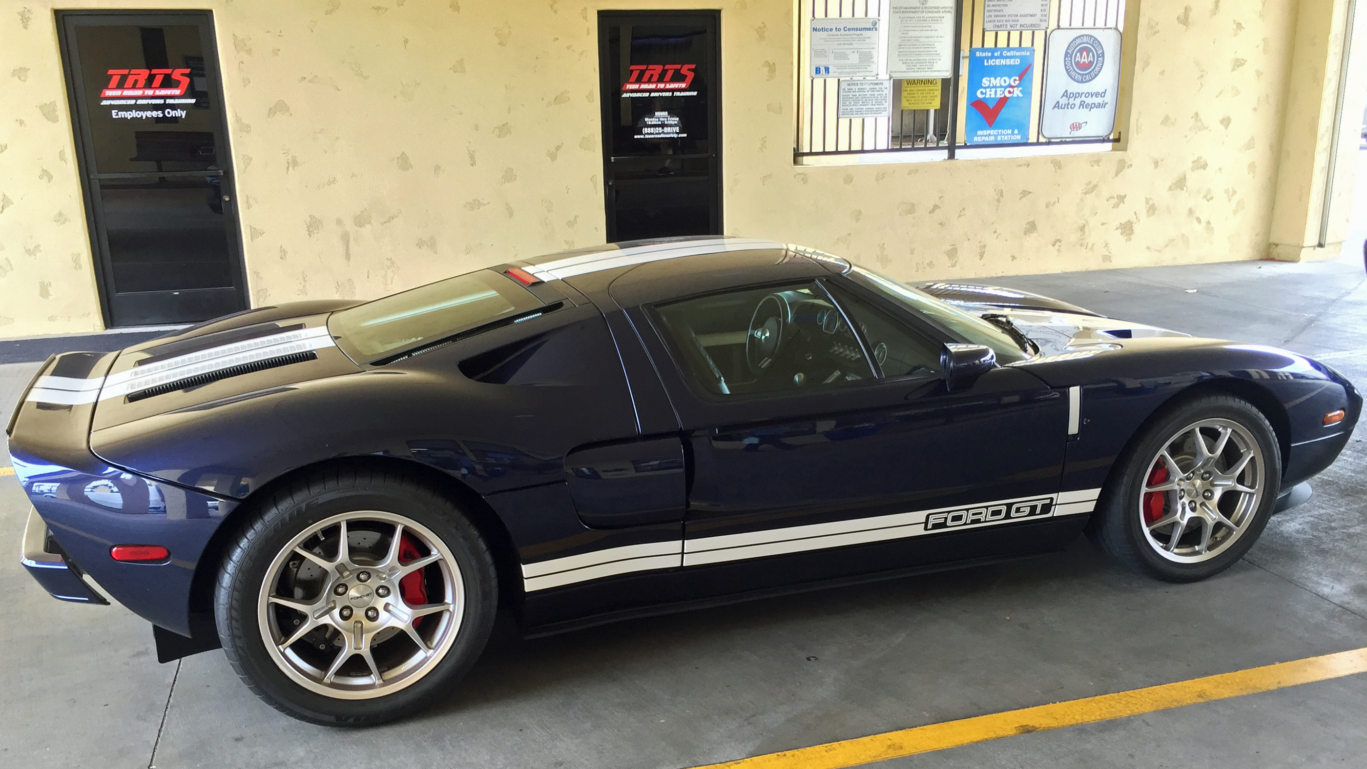 2005 Ford GT Airbag Recall Fixed