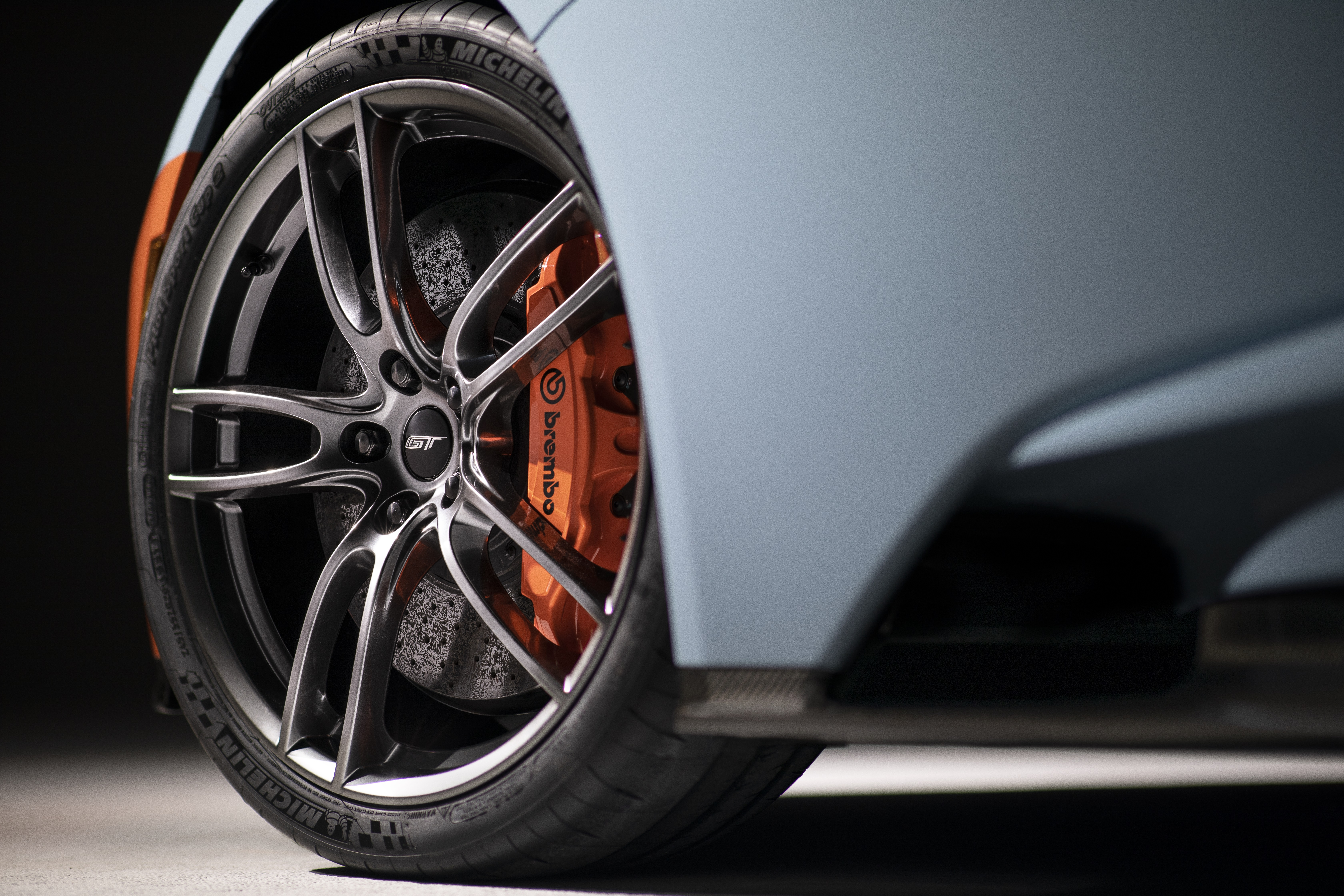 2019 Ford GT Heritage Edition Wheel