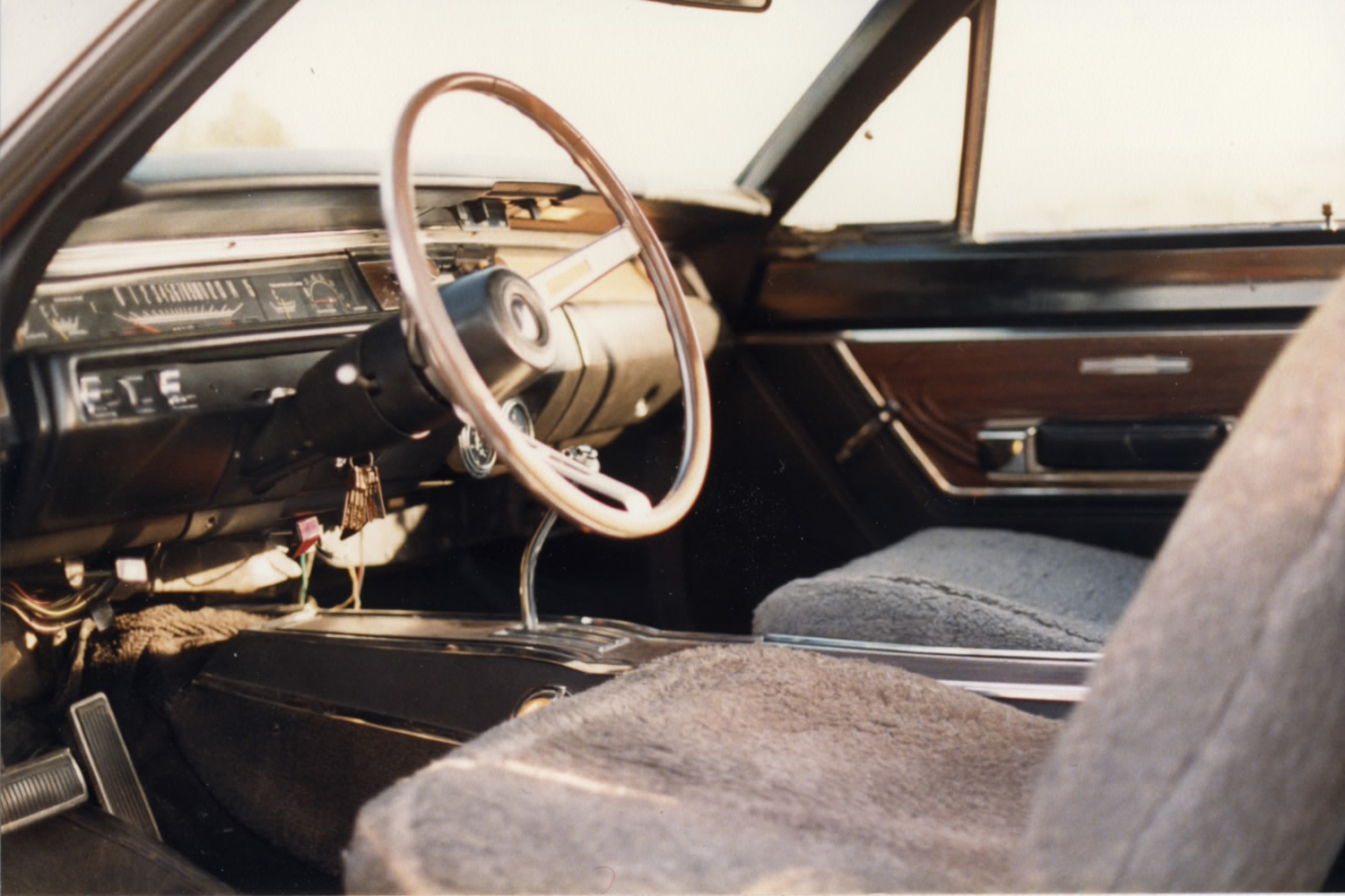 1969 Plymouth GTX Interior