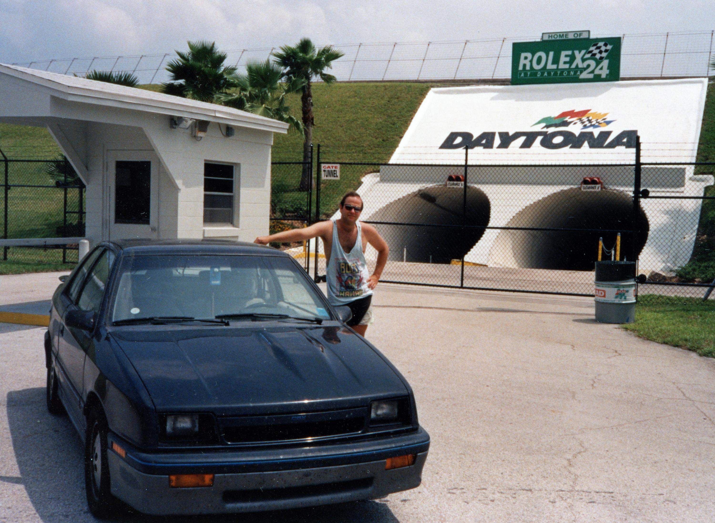 1987 Shelby CSX Daytona Speedway