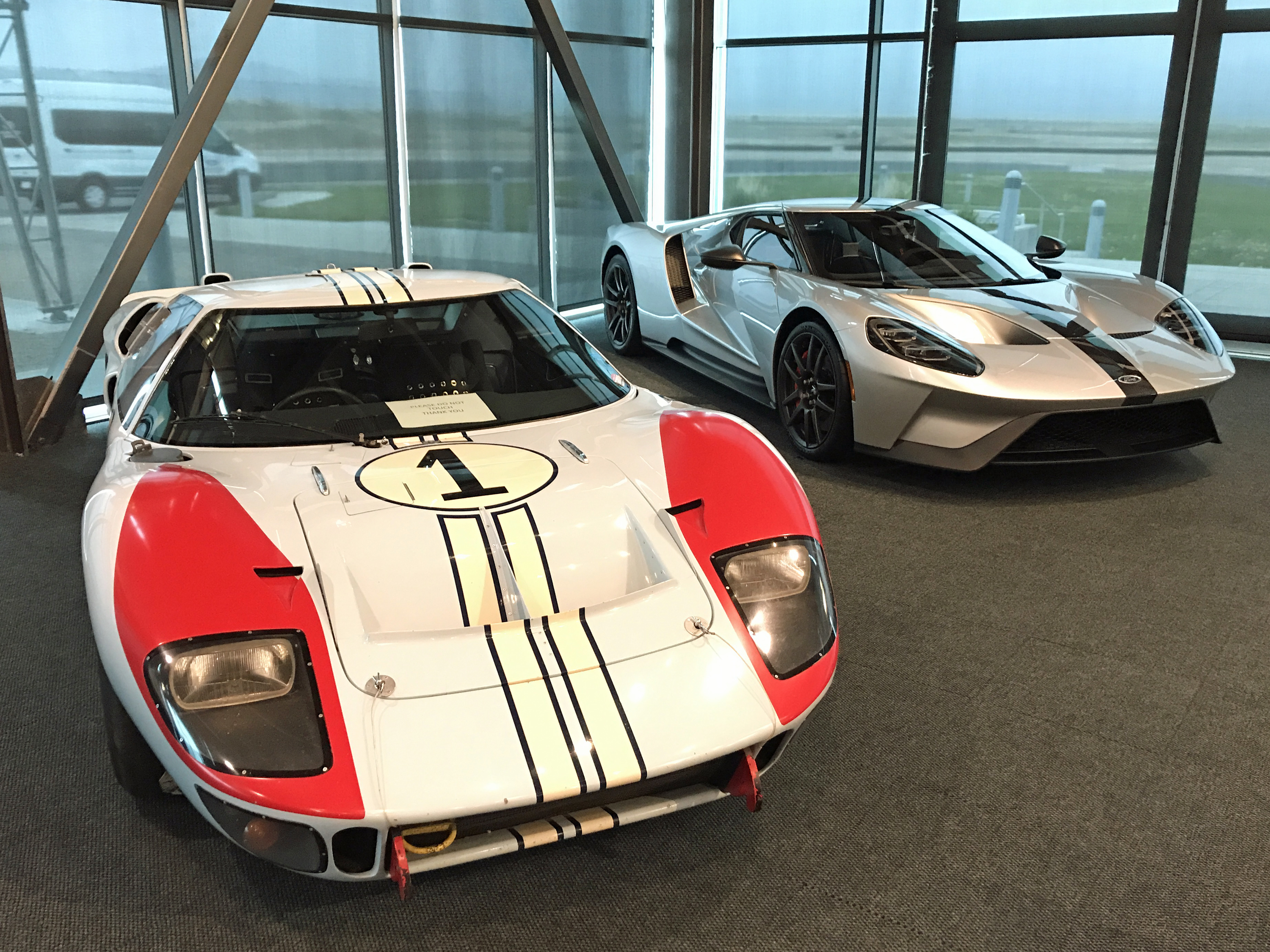 New Ford GT Competition GT40