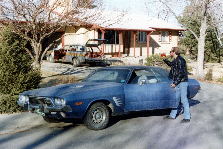 1973 Dodge Challenger Rallye Karl