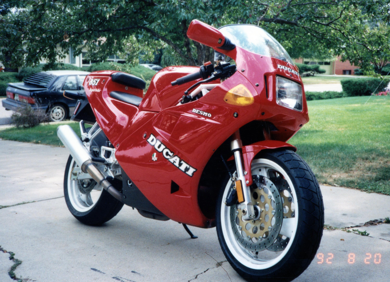 1991 Ducati 851 Superbike