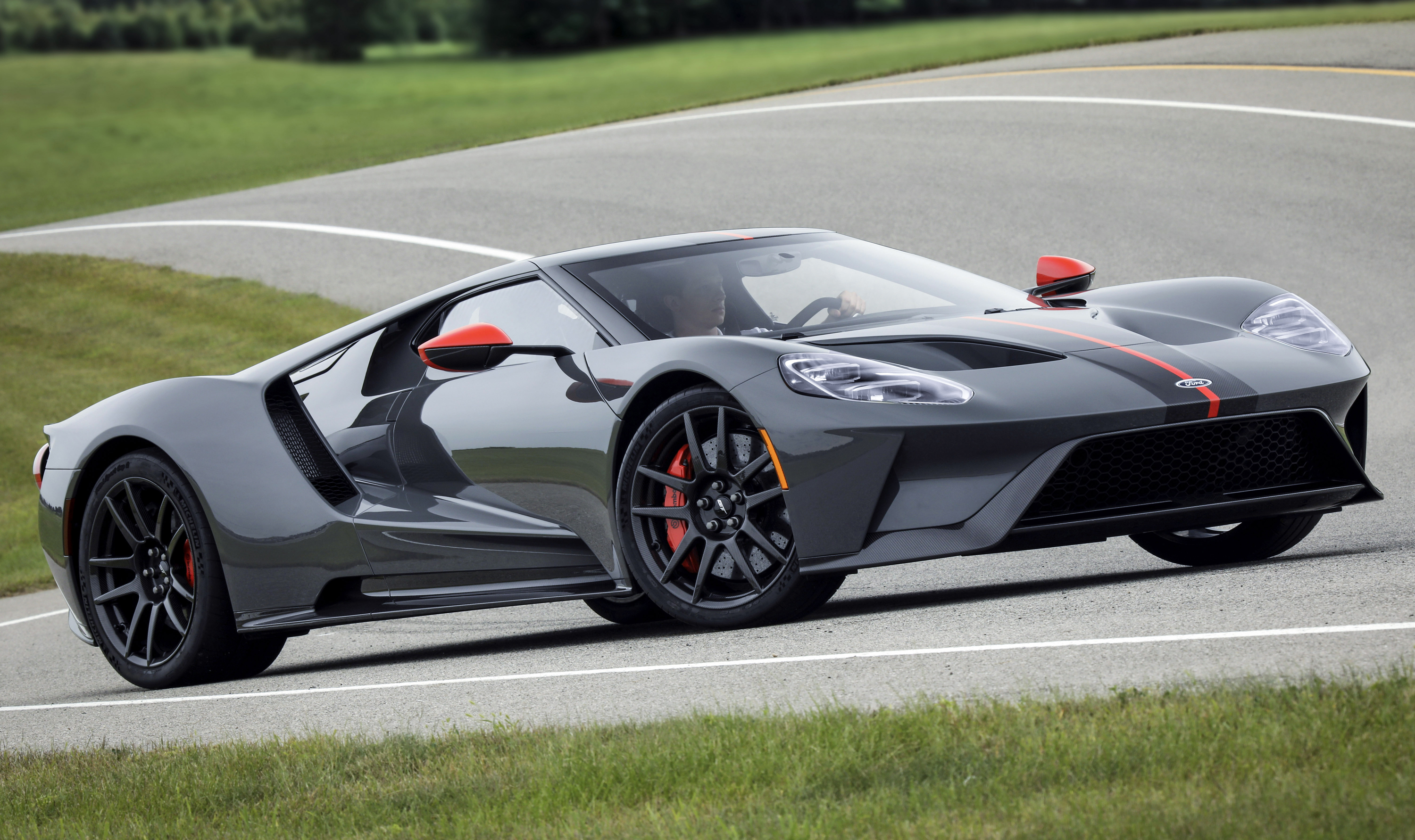 Ford GT Carbon Series Leadfoot Driving