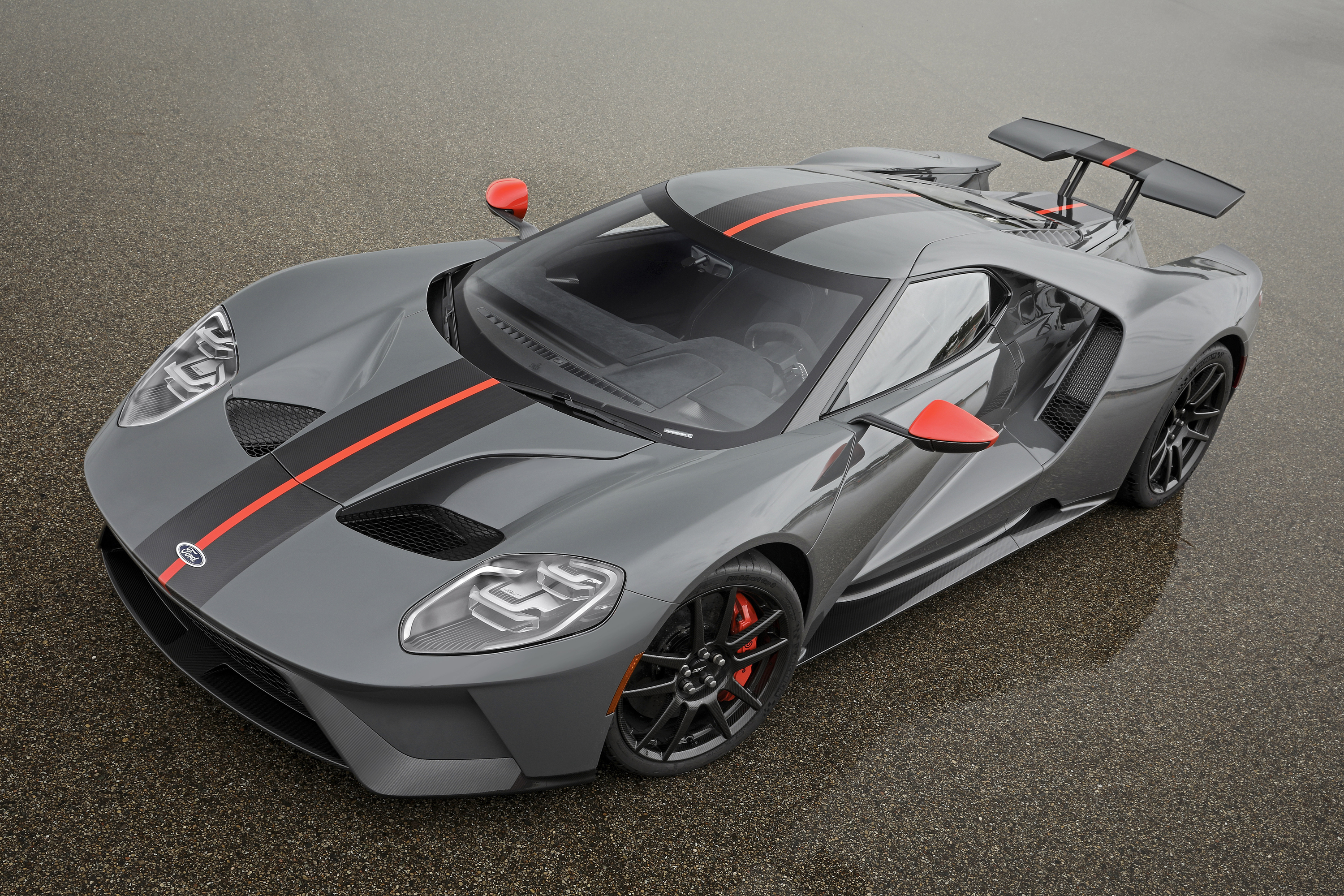 Ford GT Carbon Series Leadfoot Top
