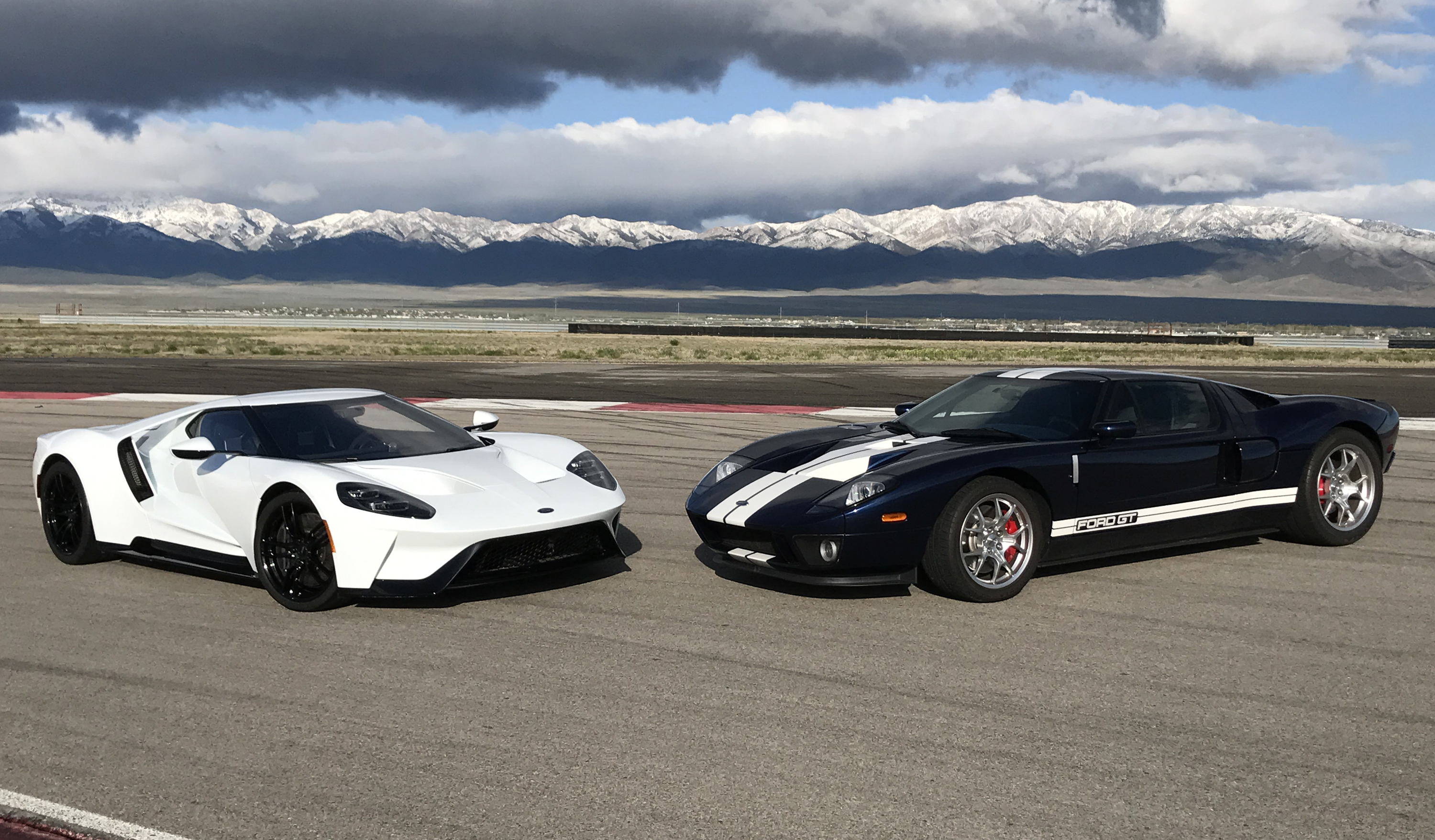 New Ford GT 2005 Ford GT Utah