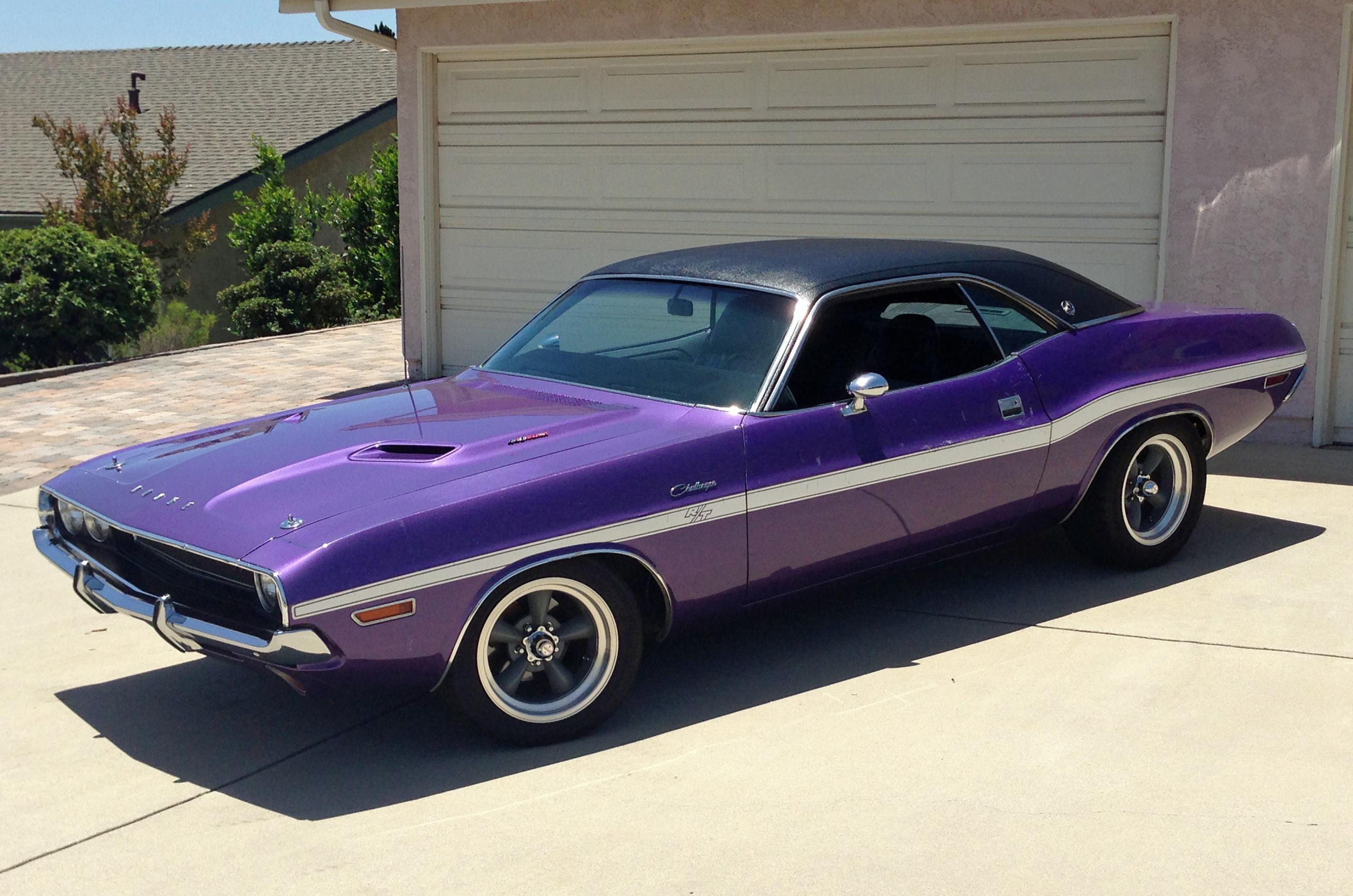 1970 Dodge Challenger RT SE Front House