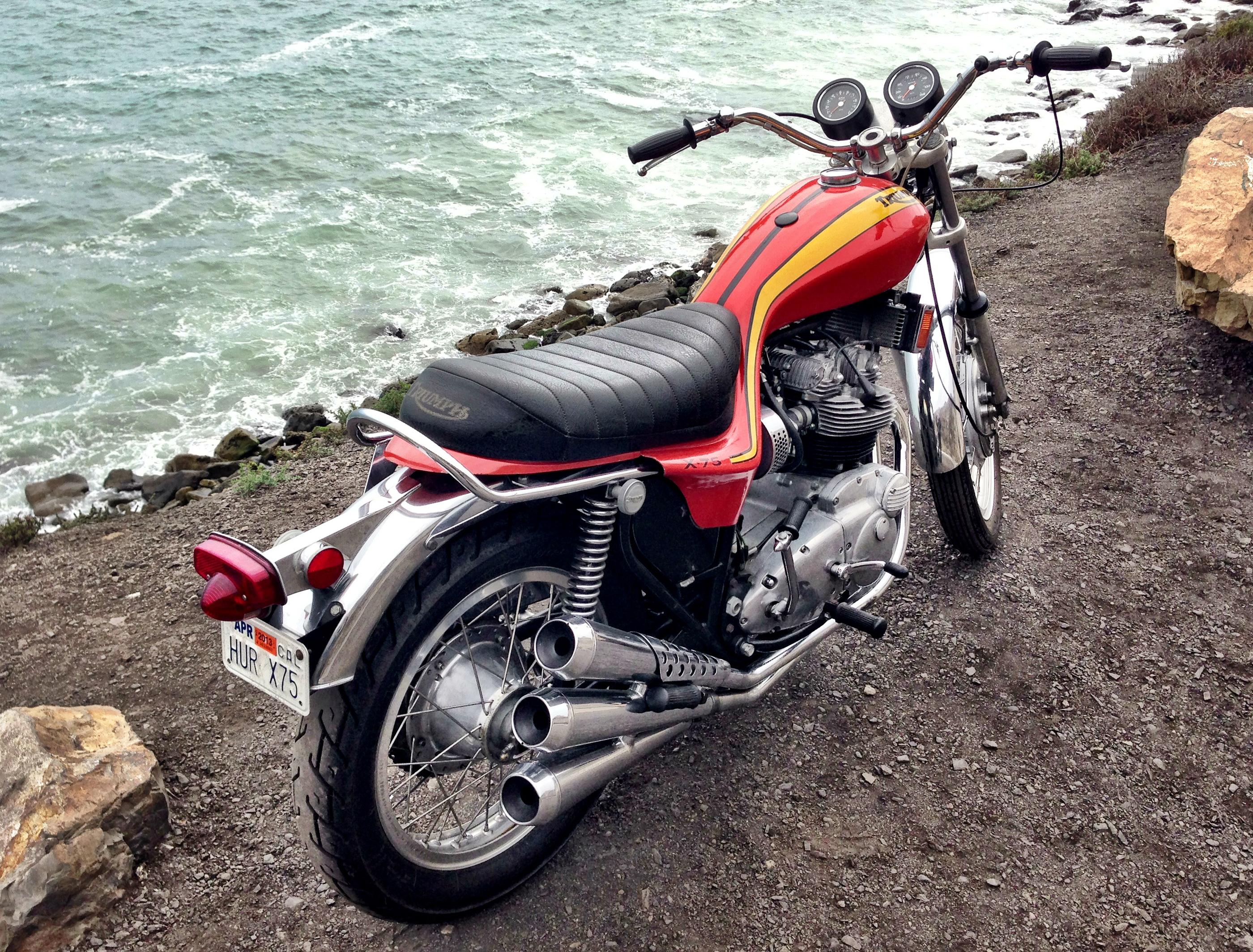 1973 Triumph Hurricane Pacific Coast