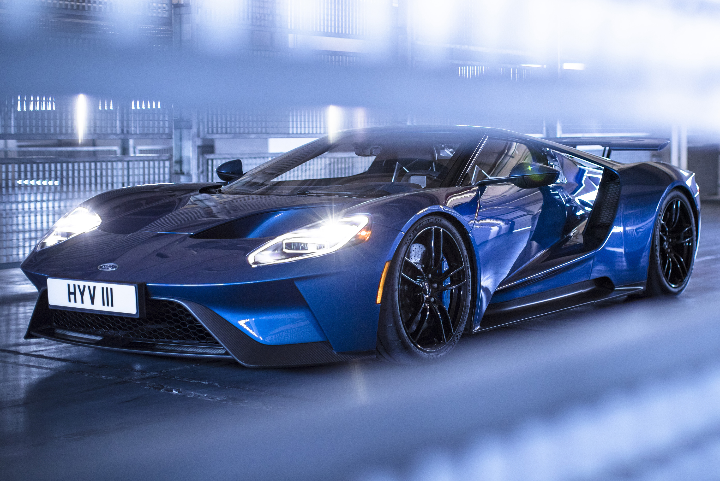 New-Ford-GT-Liquid-Blue-European-Shoot