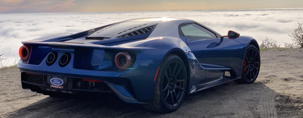 2019 Ford GT Palomar Mountain