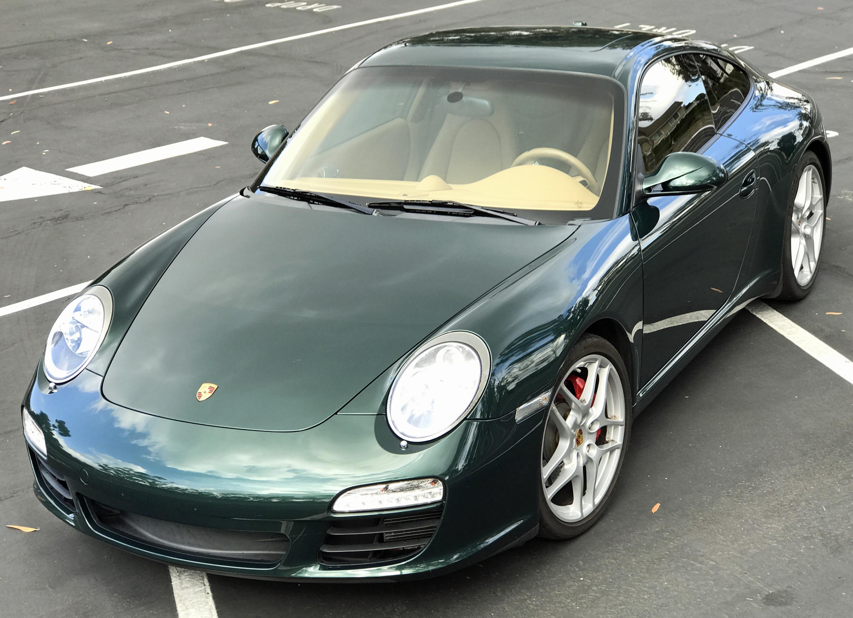 2009 Porsche 911 Carerra S Front