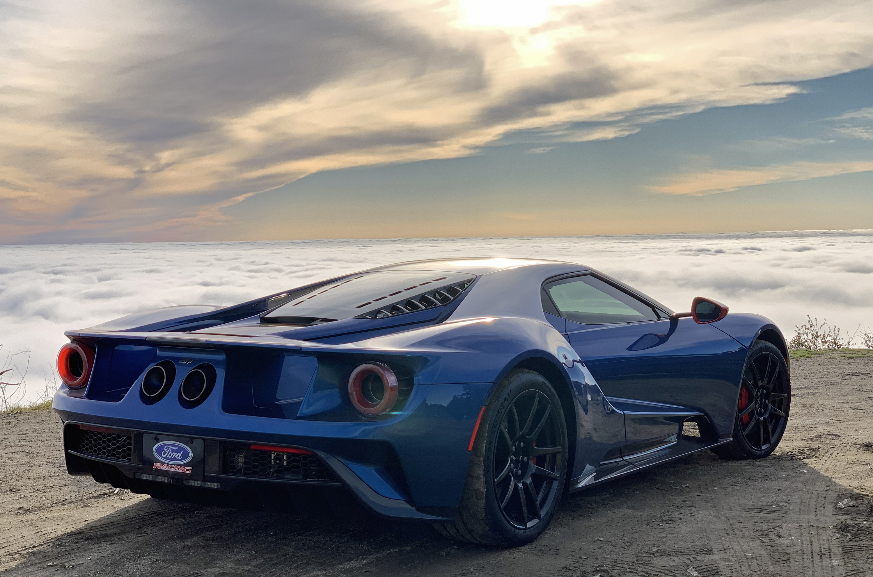 2019 Ford GT Carbon Series Palomar Clouds