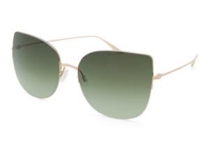 Barton Pereira Voyant Gold Elm Gradient Women Sunglasses