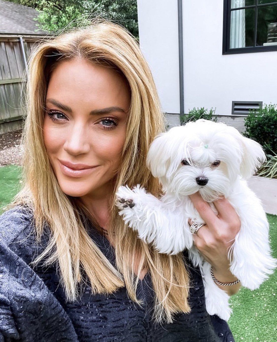 """Real Housewives of Dallas #CaryDeuber with Bella Dolce's """"Tilly"""""""