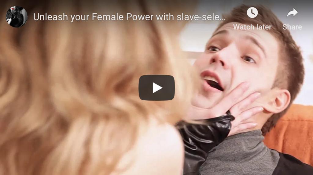 femdom video