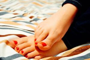 fetichiste des pieds