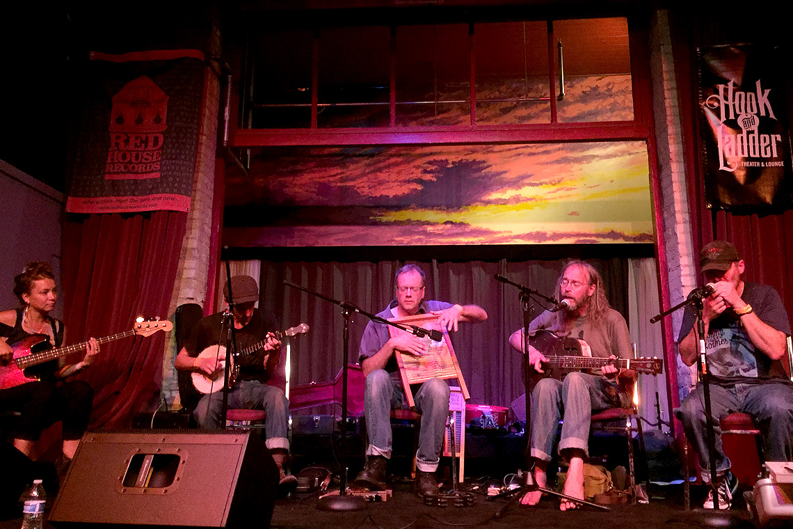 Charlie Parr & Friends