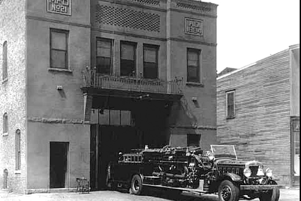 Historic Firehouse Building