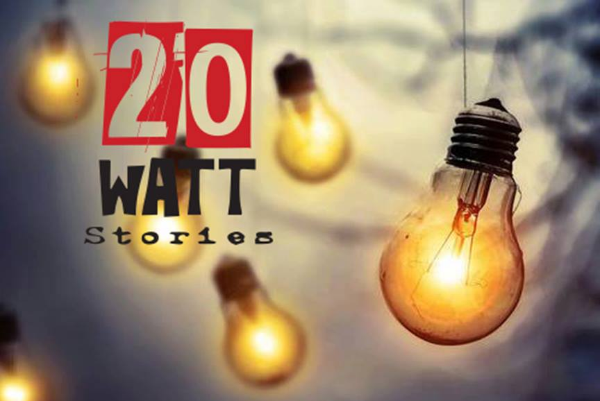 20 Watt Stories with Them Dots on Friday, November 22 at The Hook and Ladder Mission Room