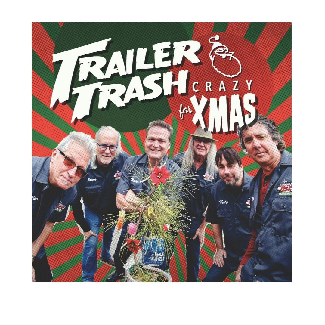 Trailer Trash: A Trashy Little X-MAS Show on Saturday, December 7 The Hook and Ladder Theater