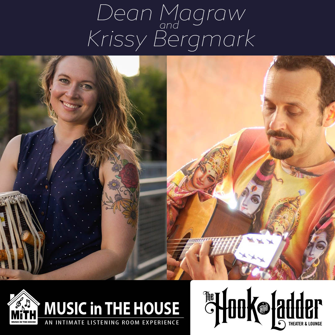 Music in the House Series - Dean Magraw with Krissy Bergmark - Sunday, March 22 - The Hook and Ladder Mission Room