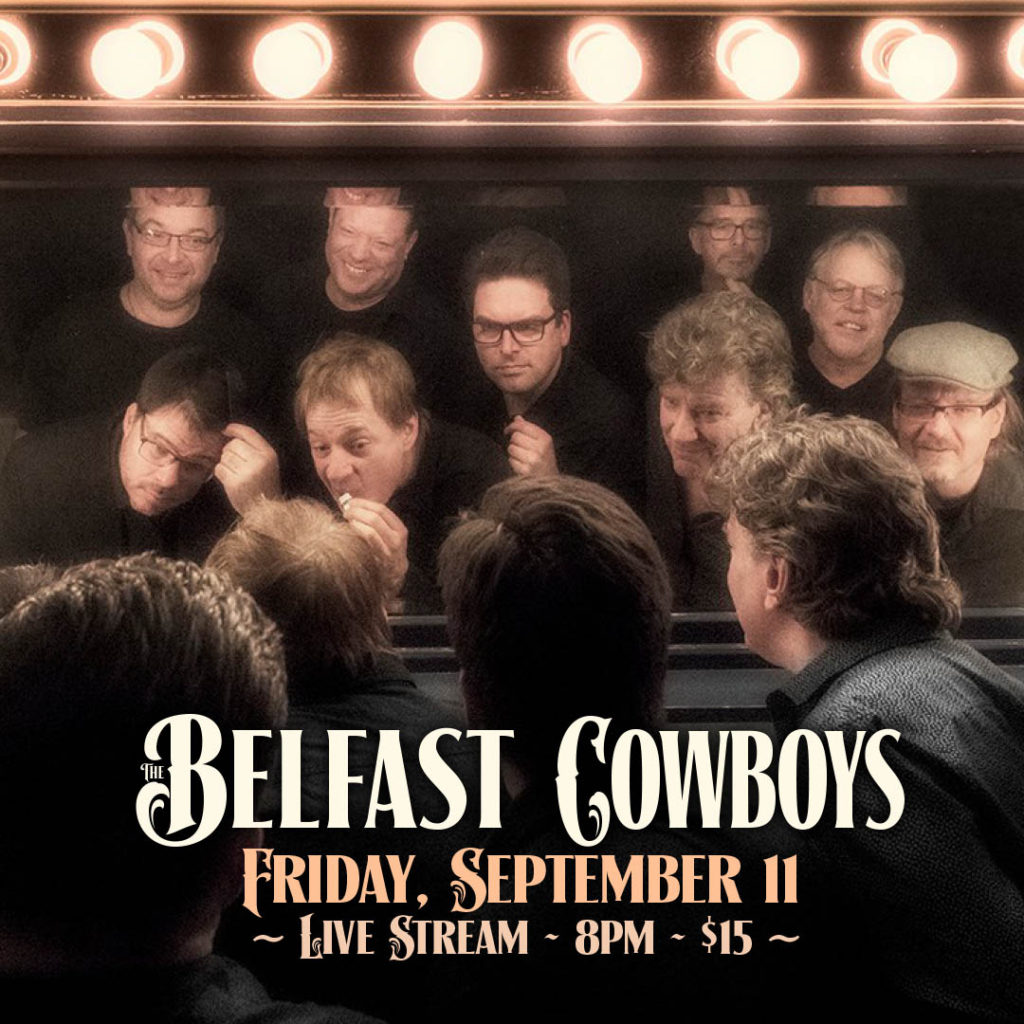 Belfast Cowboys - HookStream on 9/11/20