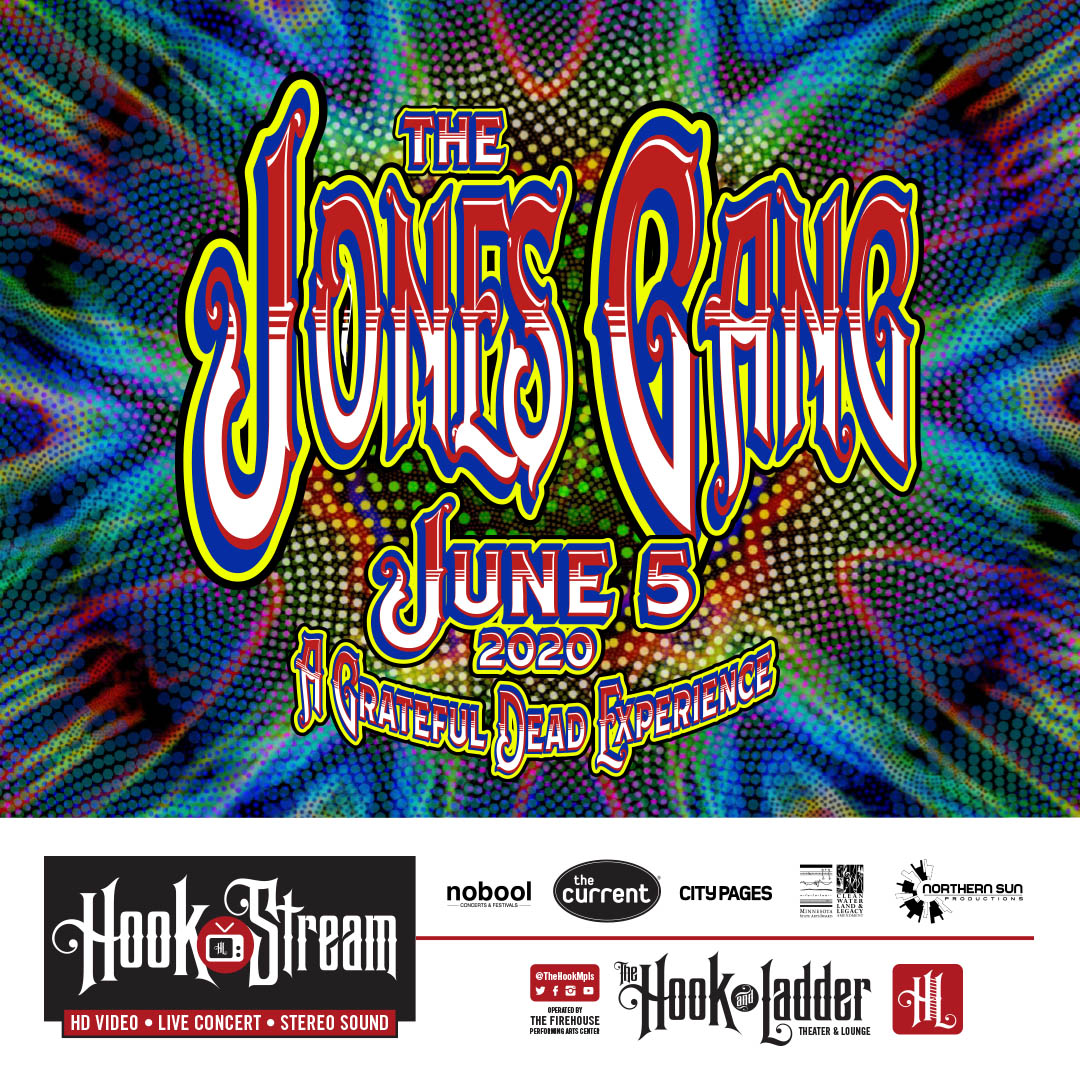 The Jones Gang - #HookStream - June 5