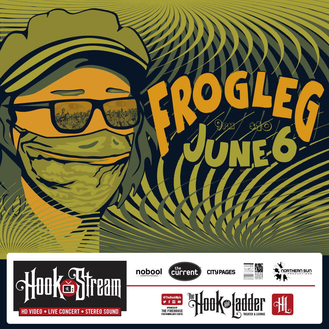 Frogleg - HookStream - June 6
