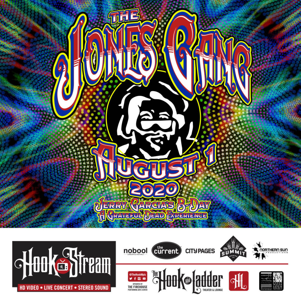 The Jones Gang - #HookStream - August 1