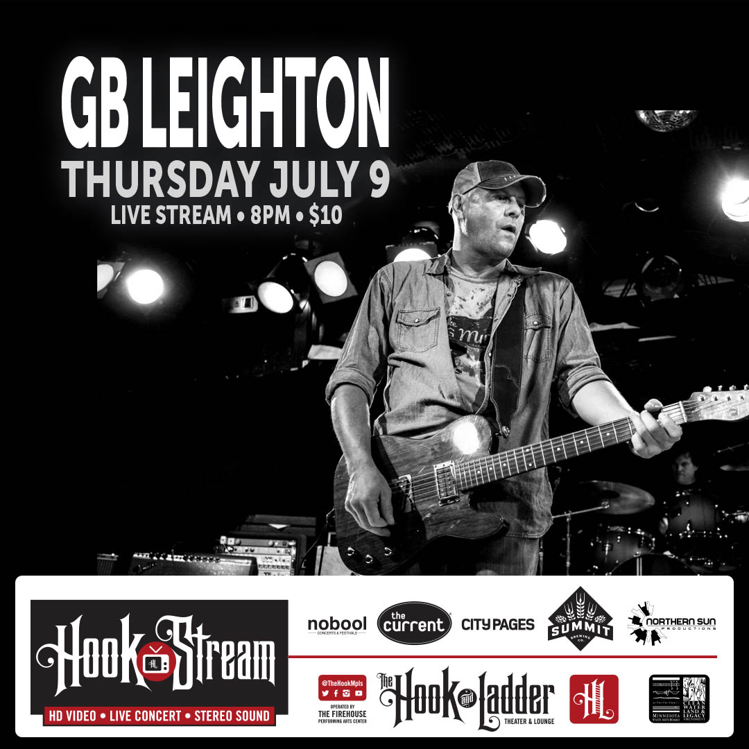 HookStream - GB Leighton - July 9