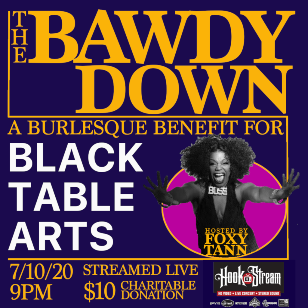 The Bawdy Down - HookStream - July 10