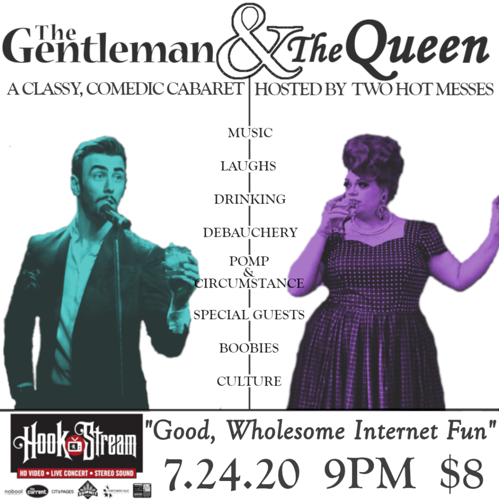 Gentleman-TheQueen - HookStream - July 24