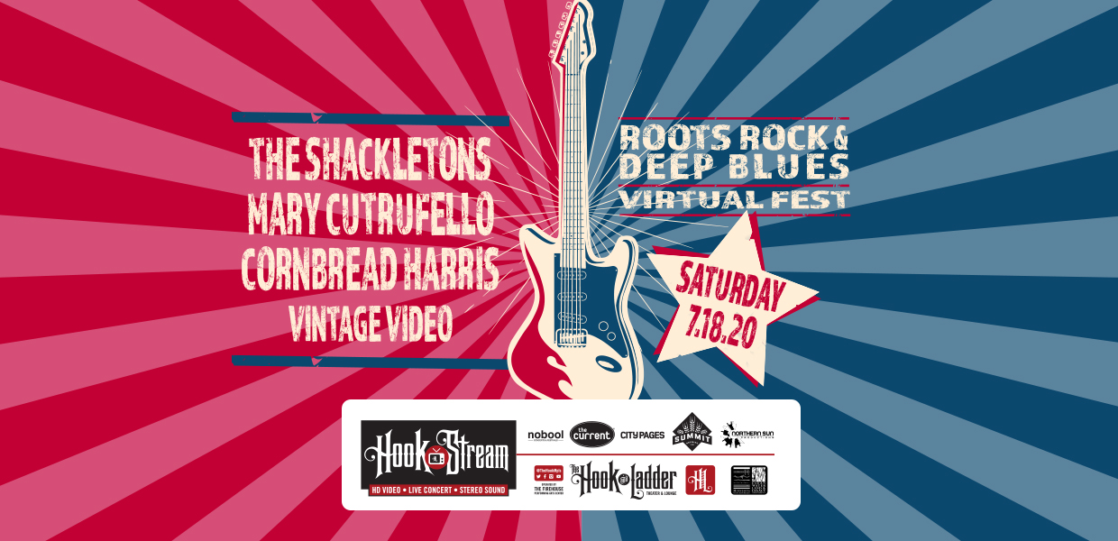 Roots, Rock, & Deep Blues Virtual Festivals, Rock, & Deep Blues Virtual Festival