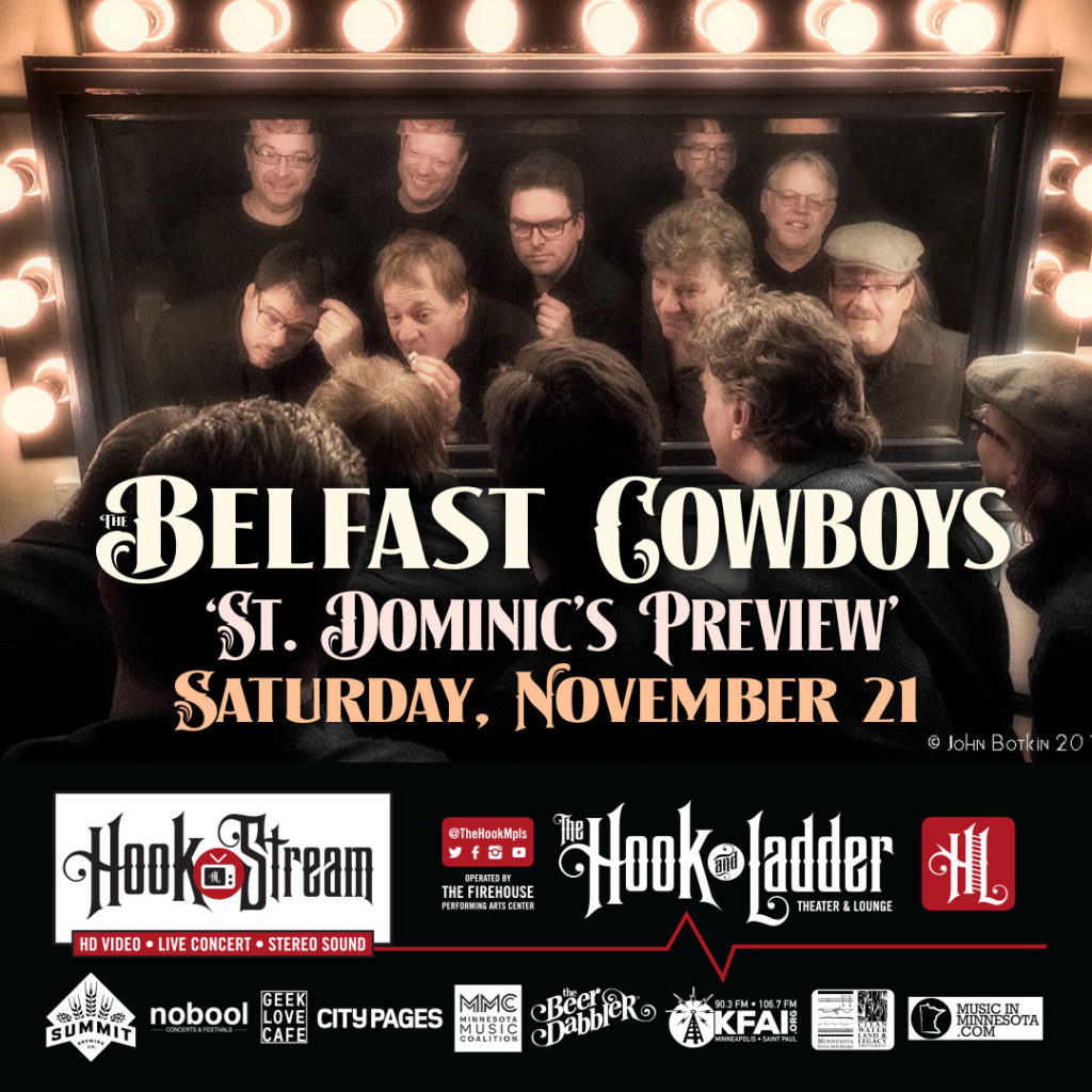 The Belfast Cowboys - 11/21/20 - HookStream