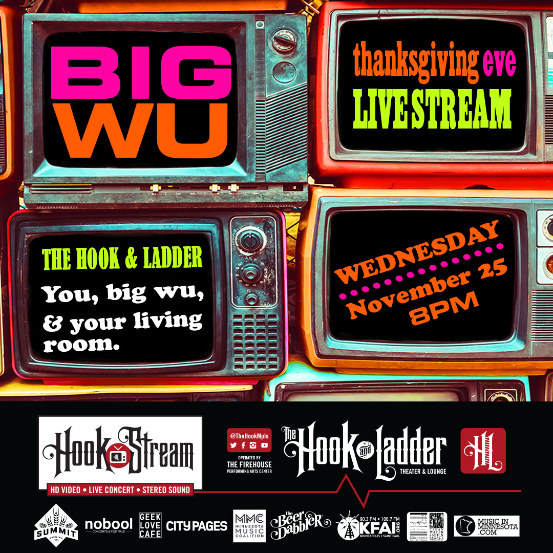 Big Wu - 11/25/20 - HookStream