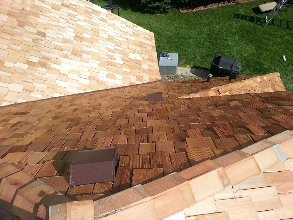 Cedar Shingles, Insurance replacement