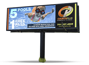 Outdoor Billboards   Off The Wall Advertising
