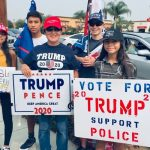 미주한인들 2대1 비율로 트럼프 대통령 지지