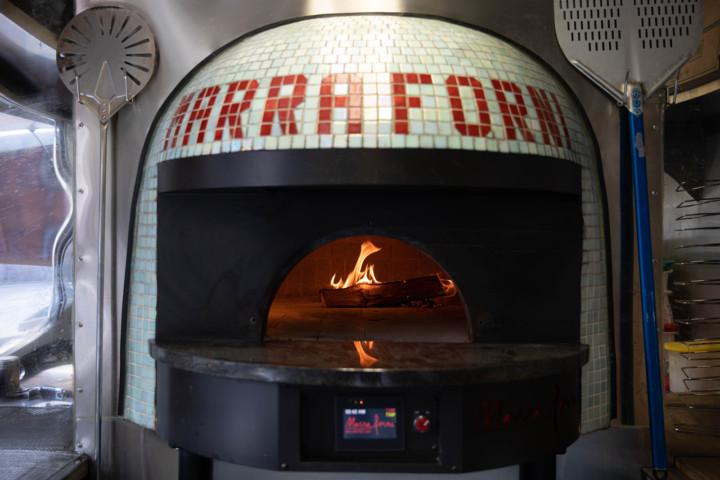 Marra Forni Pizza Oven