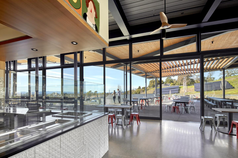Sanoma Academy Interior