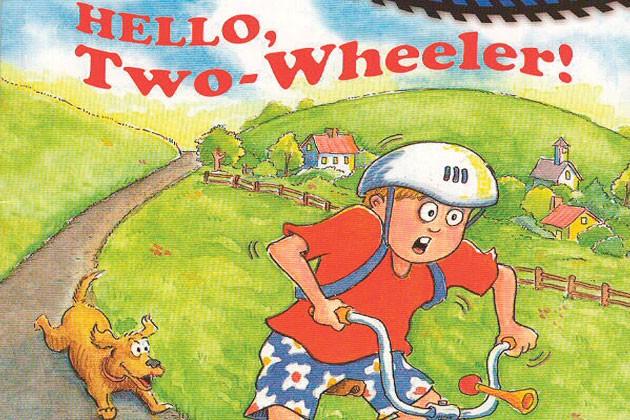 Hello, Two-Wheeler!
