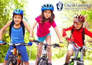 Lawrence Parks and Rec Summer Bike Camp