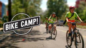 Lawrence Parks & Rec Kids Bike Camp