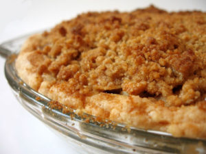 applesauce apple pie pic