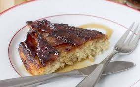bacon apple baked pancake pic
