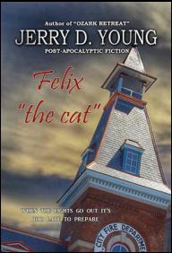 "Jerry D. Young ""Felix the Cat"""